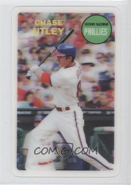 2012 Topps Archives - 1968 3D #CHUT - Chase Utley