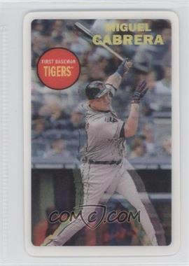 2012 Topps Archives - 1968 3D #MICA - Miguel Cabrera