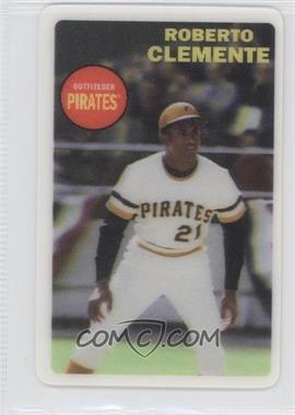 2012 Topps Archives - 1968 3D #ROCL - Roberto Clemente