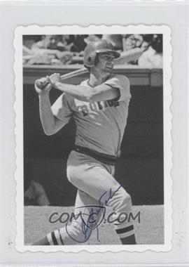 2012 Topps Archives - 1969 Deckle Edge #69DE-11 - Carl Yastrzemski