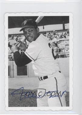 2012 Topps Archives - 1969 Deckle Edge #69DE-13 - Willie Mays