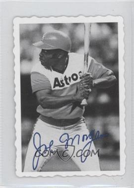 2012 Topps Archives - 1969 Deckle Edge #69DE-15 - Joe Morgan
