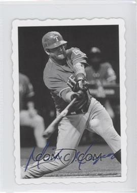 2012 Topps Archives - 1969 Deckle Edge #69DE-4 - Mike Napoli