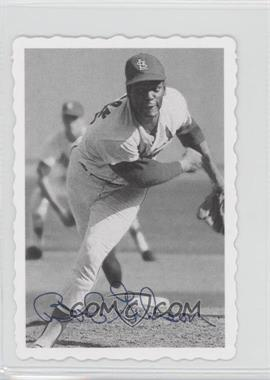 2012 Topps Archives - 1969 Deckle Edge #69DE-8 - Bob Gibson
