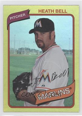 2012 Topps Archives - [Base] - Gold #121 - Heath Bell