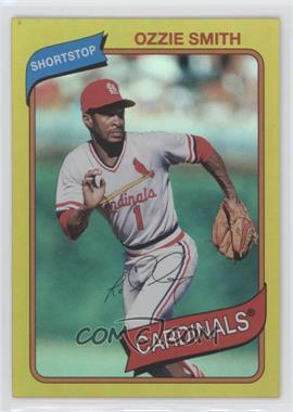 2012 Topps Archives - [Base] - Gold #142 - Ozzie Smith
