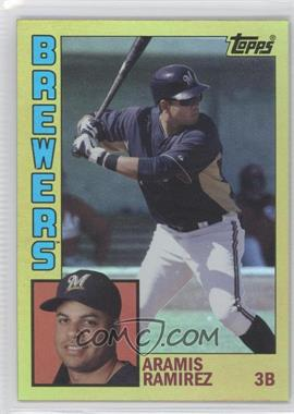 2012 Topps Archives - [Base] - Gold #163 - Aramis Ramirez