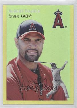 2012 Topps Archives - [Base] - Gold #50 - Albert Pujols