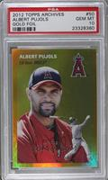 Albert Pujols [PSA 10 GEM MT]