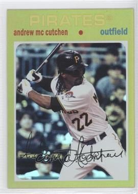 2012 Topps Archives - [Base] - Gold #66 - Andrew McCutchen