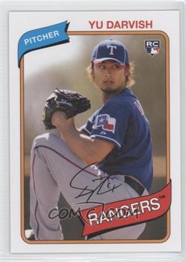 2012 Topps Archives - [Base] #119 - Yu Darvish