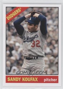 2012 Topps Archives - [Base] #210 - Sandy Koufax
