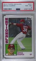 Bryce Harper [PSA 8 NM‑MT]