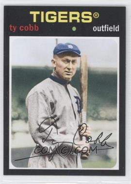 2012 Topps Archives - [Base] #74 - Ty Cobb