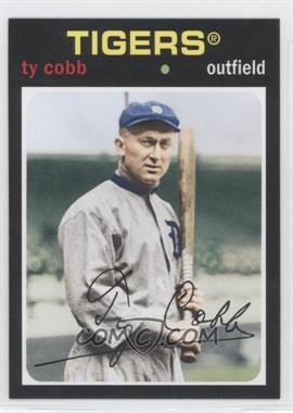 2012 Topps Archives - [Base] #74 - Ty Cobb