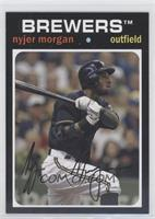 Nyjer Morgan