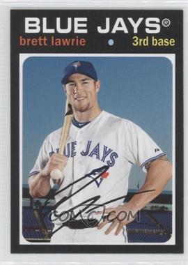 2012 Topps Archives - [Base] #97 - Brett Lawrie
