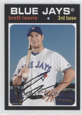 2012 Topps Archives - [Base] #97 - Brett Lawrie
