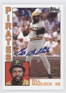 2012 Topps Archives - Fan Favorites - Certified Autograph [Autographed] #FFA-BMA - Bill Madlock