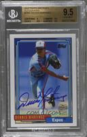 Dennis Martinez [BGS 9.5 GEM MINT]