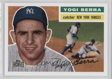2012 Topps Archives - Reprint Inserts #110 - Yogi Berra