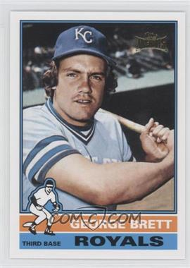 2012 Topps Archives - Reprint Inserts #19 - George Brett