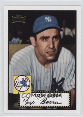 2012 Topps Archives - Reprint Inserts #191 - Yogi Berra