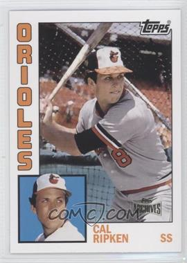 2012 Topps Archives - Reprint Inserts #490 - Cal Ripken Jr.