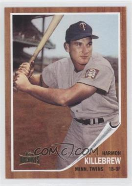 2012 Topps Archives - Reprint Inserts #70 - Harmon Killebrew