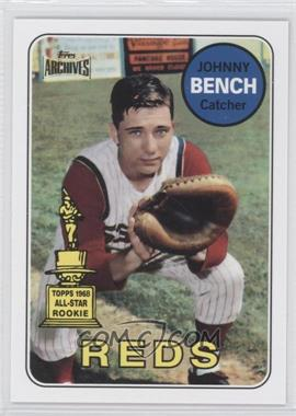 2012 Topps Archives - Reprint Inserts #95 - Johnny Bench