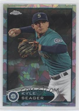 2012 Topps Chrome - [Base] - Atomic Refractor #219 - Kyle Seager /10