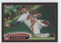 Asdrubal Cabrera /100