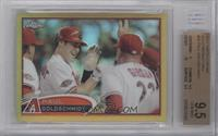 Paul Goldschmidt /50 [BGS 9.5 GEM MINT]
