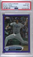 David Price [PSA 10 GEM MT]