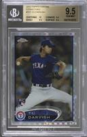 Yu Darvish [BGS 9.5 GEM MINT]