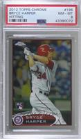 Bryce Harper (Batting) [PSA 8 NM‑MT]