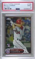 Bryce Harper (Batting) [PSA 9 MINT]
