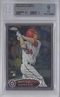 Bryce Harper (Batting) [BGS 9]