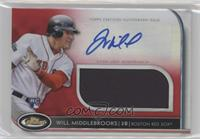 Will Middlebrooks #3/25