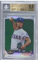 Yu Darvish [BGS 9.5 GEM MINT] #/199