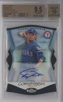 Yu Darvish /25 [BGS 9.5 GEM MINT]