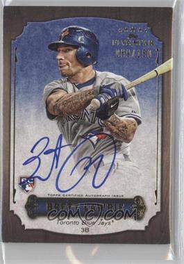 2012 Topps Five Star - Active Player Autographs #FSA-BL - Brett Lawrie /150