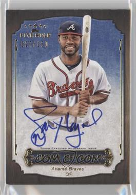 2012 Topps Five Star - Active Player Autographs #FSA-JHE - Jason Heyward /150