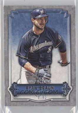 2012 Topps Five Star - [Base] #10 - Ryan Braun /80