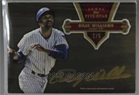 Billy Williams [Noted] #/5