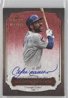 2012 Topps Five Star - Retired Player Autographs #FSA-AD - Andre Dawson /106