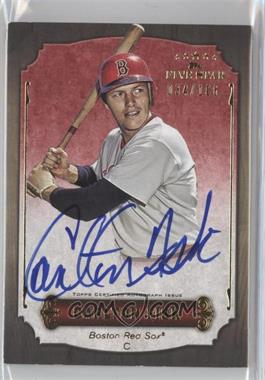 2012 Topps Five Star - Retired Player Autographs #FSA-CF - Carlton Fisk /106