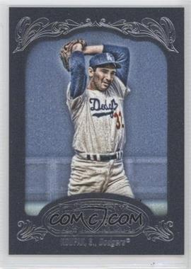 2012 Topps Gypsy Queen - [Base] - Blue #290 - Sandy Koufax /599