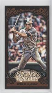2012 Topps Gypsy Queen - [Base] - Mini Black #253 - Cal Ripken Jr.