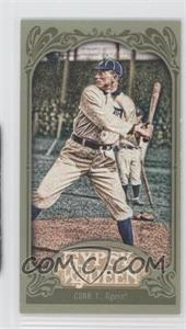 2012 Topps Gypsy Queen - [Base] - Mini Green #229 - Ty Cobb
